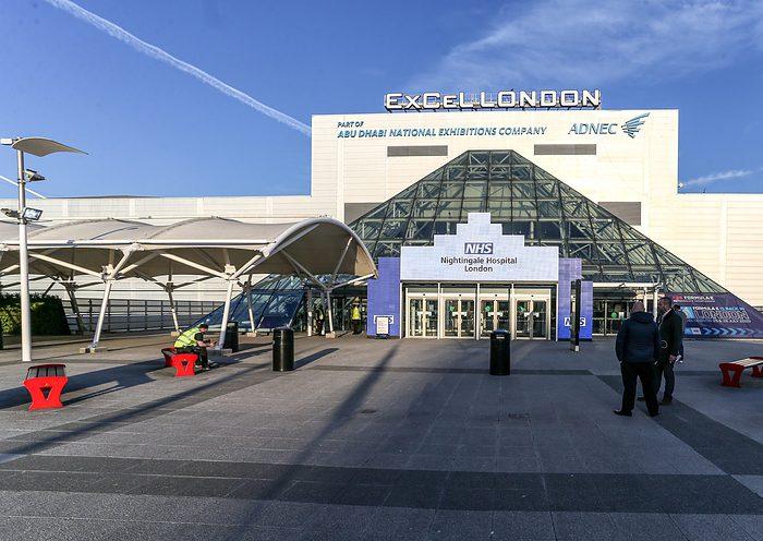 Excel Arena London Hospital
