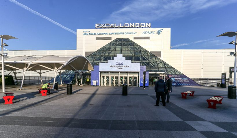 Excel Arena London Hospital