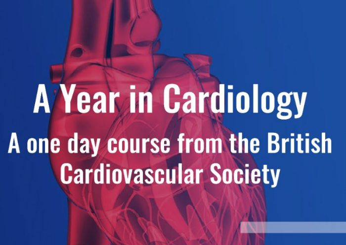 Year in Cardiology Course